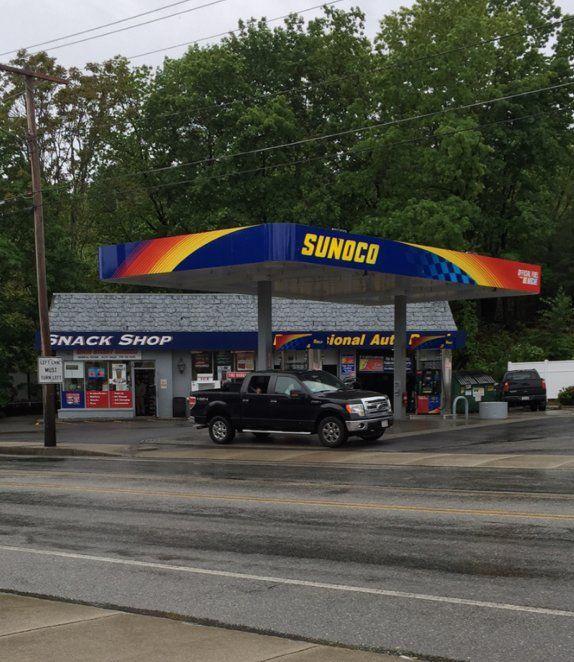 Sunoco Gas Station - Bitcoin Depot