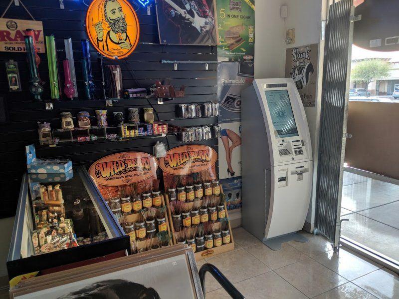 Traders Smoke Shop Scottsdale - Phoenix Crypto