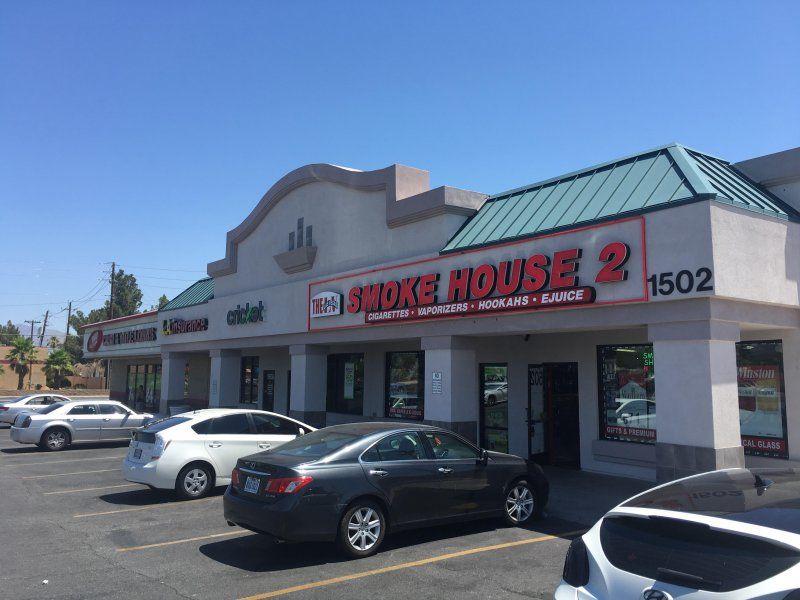 Smoke House 2 - Coinsource 2