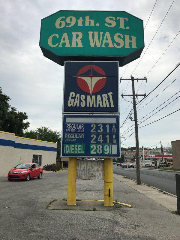 Car Wash 69th Street - Athena Bitcoin