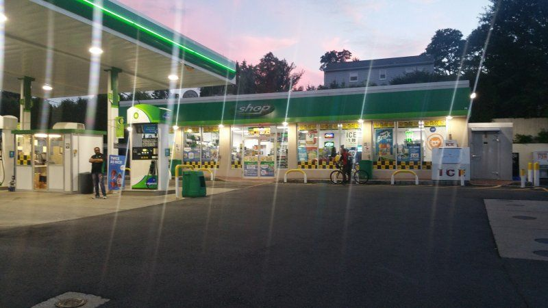 Exxon Gas Station Shop - Coinsource