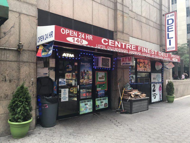 Centre Finest Deli - Cottonwood Vending 3