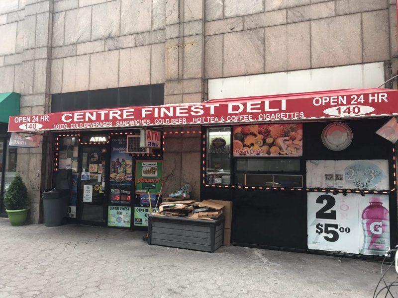 Centre Finest Deli - Cottonwood Vending 4