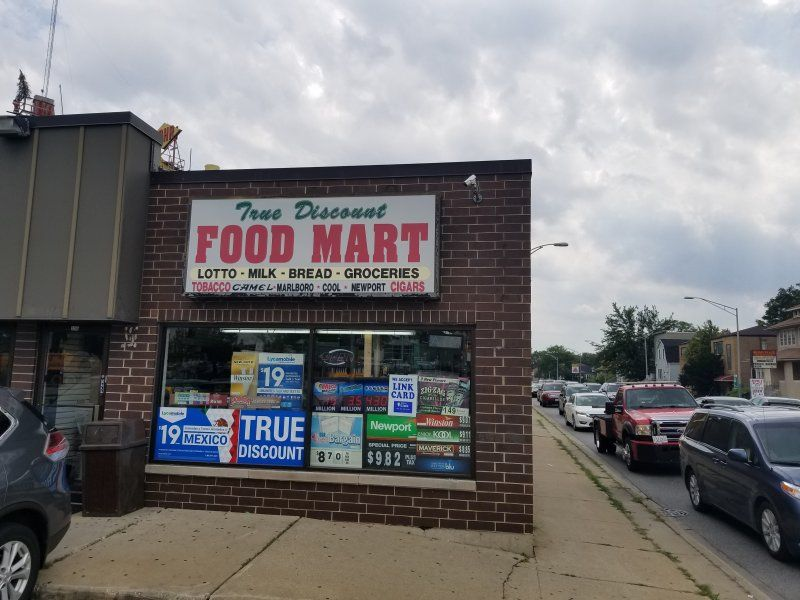 True Discount Food Mart - CoinFlip Bitcoin ATMs