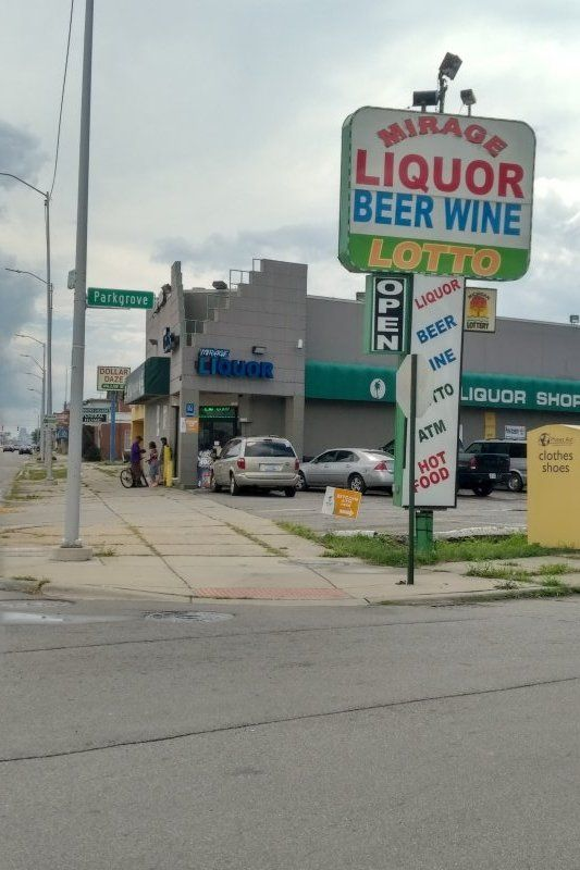 Mirage Liquor Store - Slon BTM LLC