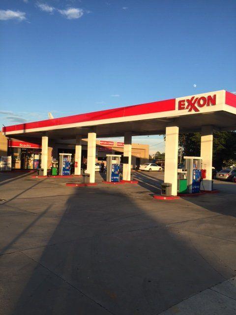 Exxon Gas Station - Bitcoin Depot