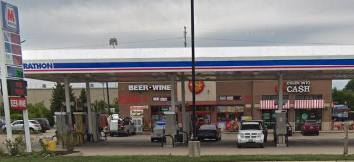 WOW Marathon Gas Station - International Bitcoin LLC