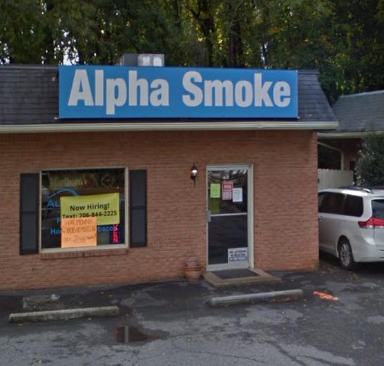 Alpha Smoke shop (Alpharetta) - EasyBit