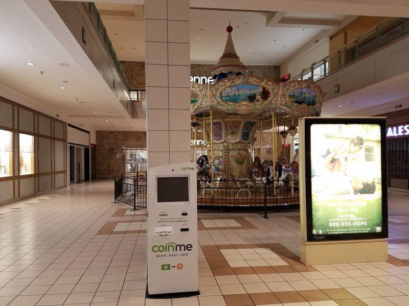 Cottonwood Mall - Coinme