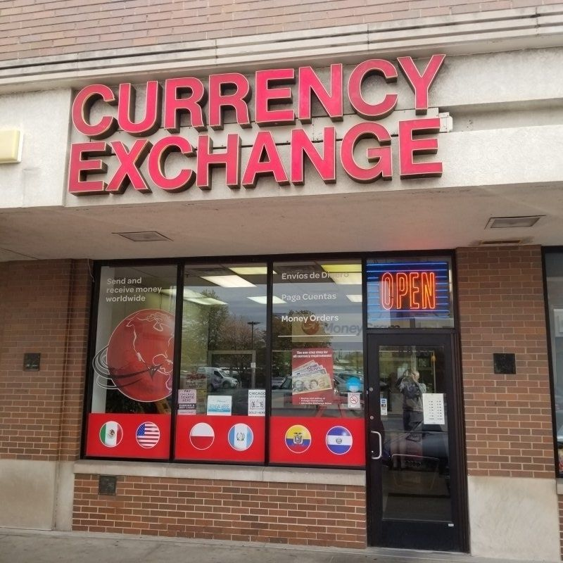 Veterans Square Currency Exchange - Digital Cash 2 Go