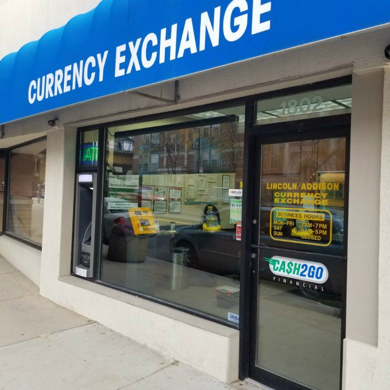 Lincoln Addison Currency Exchange - Digital Cash 2 Go, Inc. 2