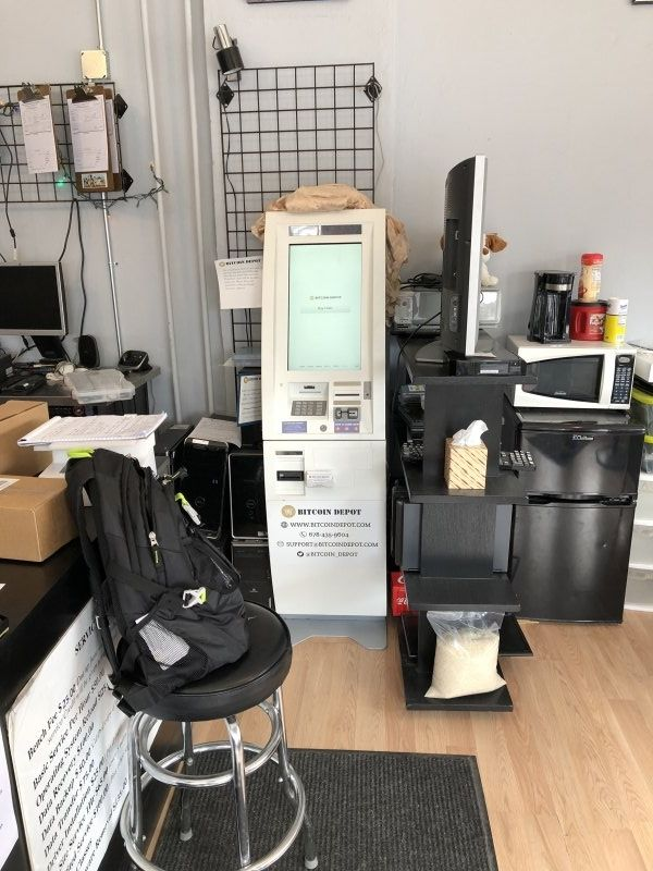 Everything Computers and Electronics - Bitcoin Depot 1