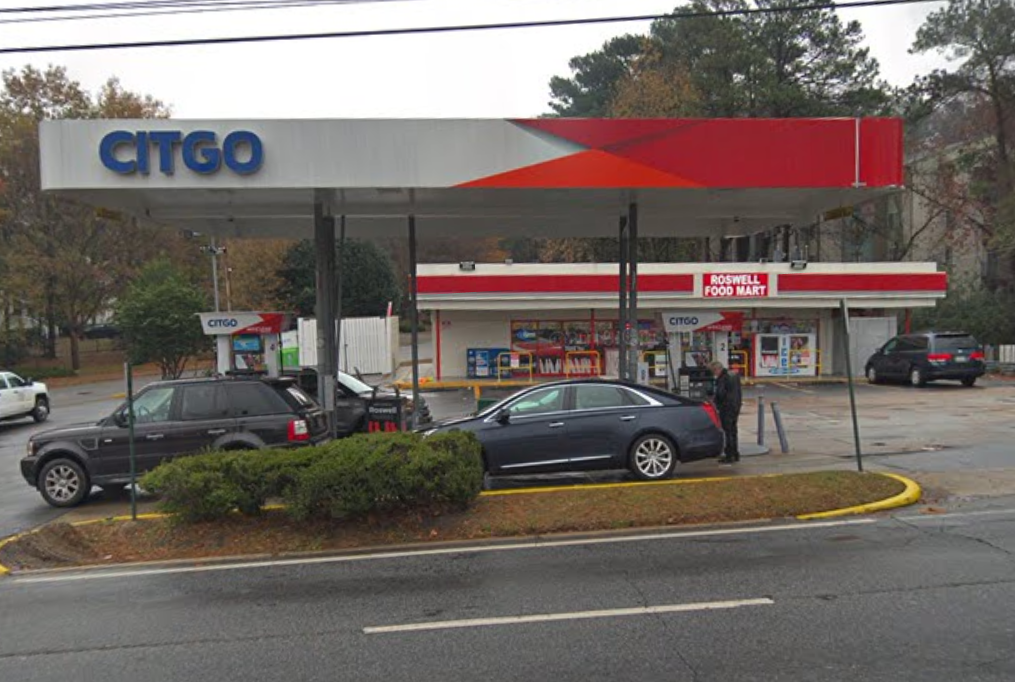 Citgo Roswell - Coinsource
