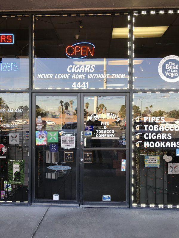 Mr. Bills Smoke and Cigar - Bitcoin Depot