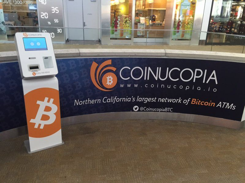 Westfield Galleria at Roseville - Coinucopia