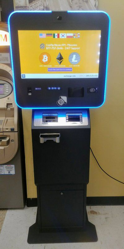 Convenience Plus - CoinFlip Bitcoin ATMs 1