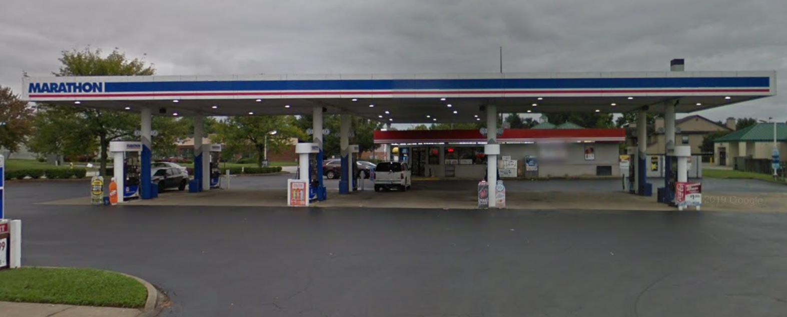 Marthon Gas Louisville - CoinCloud