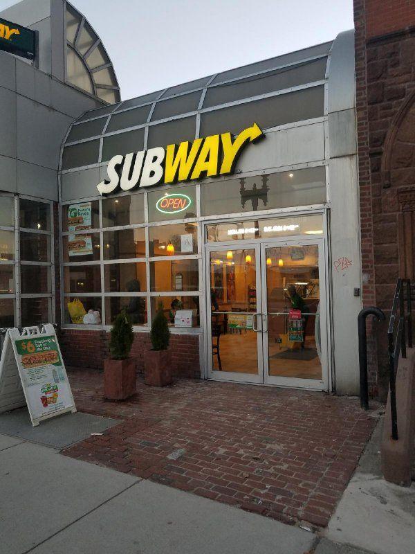 Subway - Bitcoin Depot