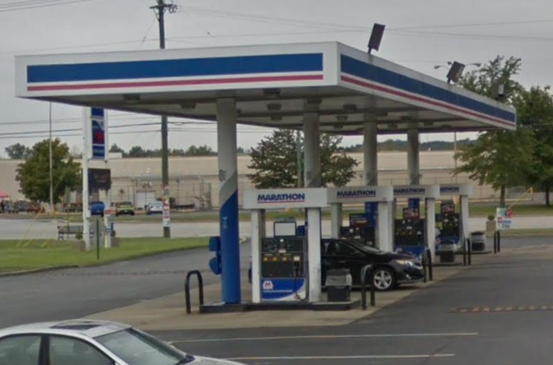 Marathon Gas Station - CoinCloud