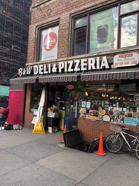 B&W Deli and Pizzeria - Cottonwood Vending