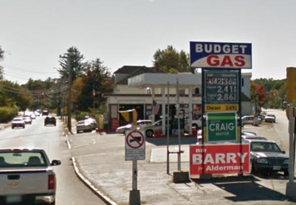 Budget Gas & Garage - Coinsource