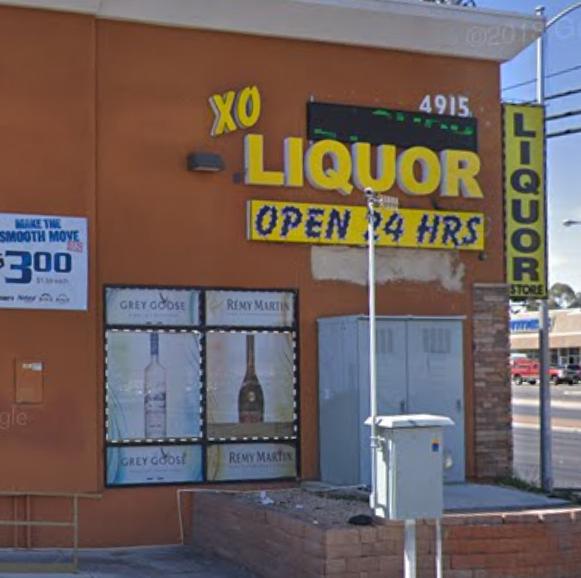 XO Liquor - Pearlite - CoinCloud