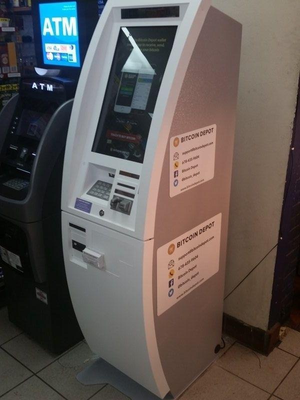 Turney Sunoco - Bitcoin Depot 1