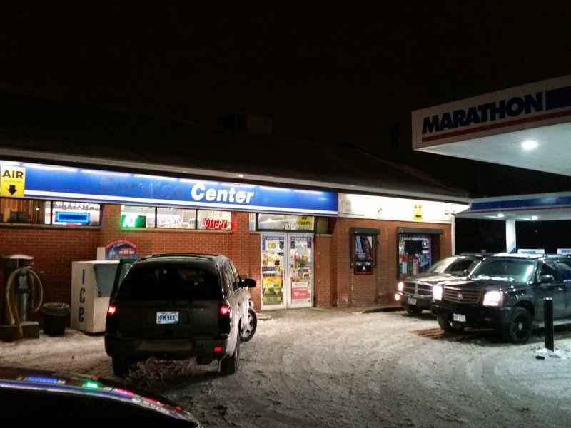 Marathon Gas - Bitcoin Depot