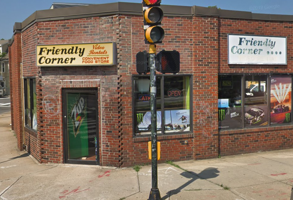 Friendly Corners Convenience - Coinsource