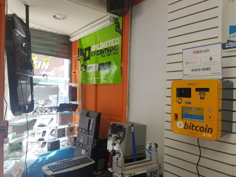 Chandigarh Trading  - EasyBit Bitcoin ATM