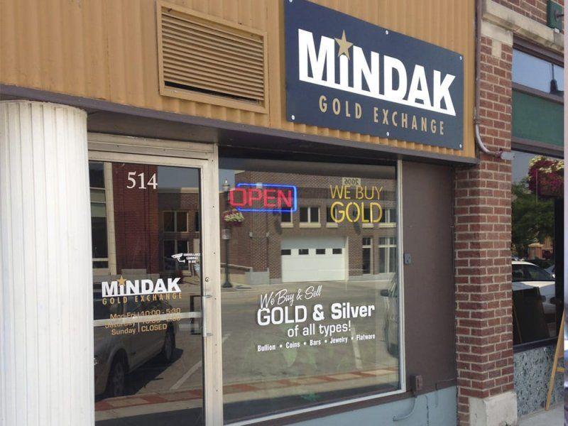MinDak Gold Exchange - Alpha Bitcoin