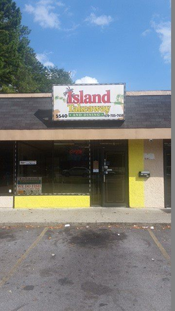Island Takeaway And Dining - Bitcoin Depot