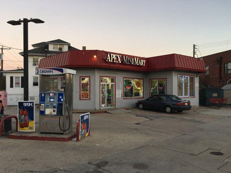 Apex Gas Station - Bitexpress