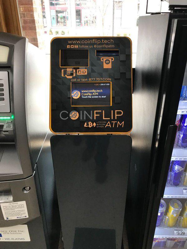 Bassett Food Mart - CoinFlip Bitcoin ATMs 1