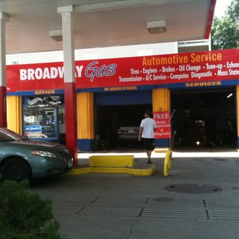 Broadway Gas - Coinsource