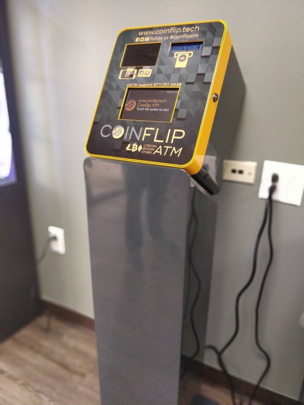 Vintage Vapes - CoinFlip Bitcoin ATMs 1