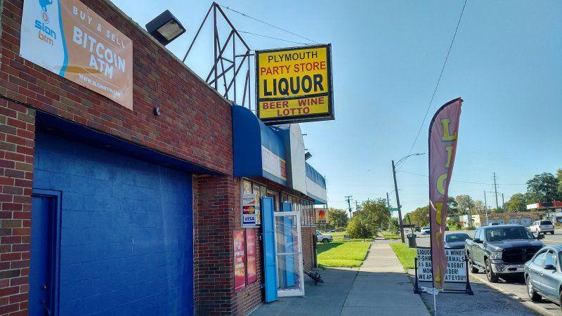 Plymouth Liquor - Slon BTM LLC