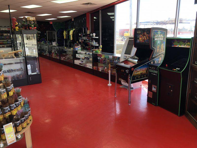 Vitrum Smoke Shop - GetCoins 2