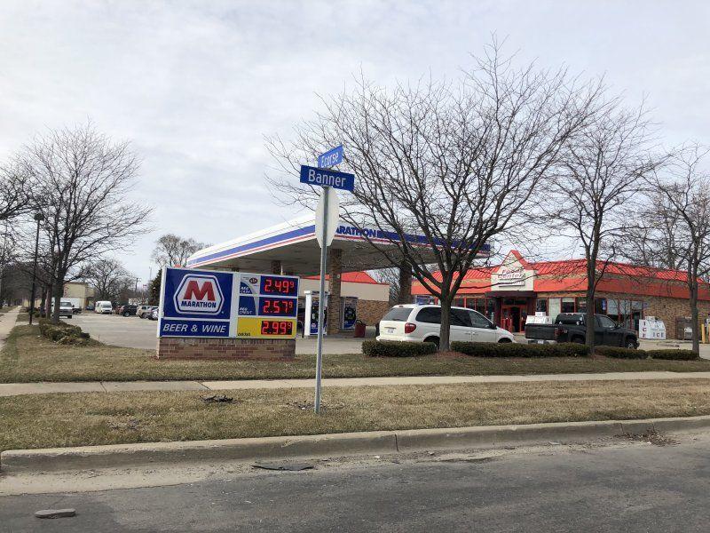 Telegraph & Ecorse Rd - Marathon Gas Station - GetCoins