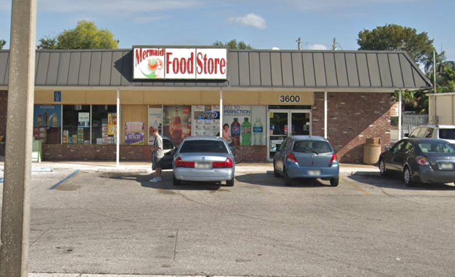 Mermaid Food Store - Bitstop