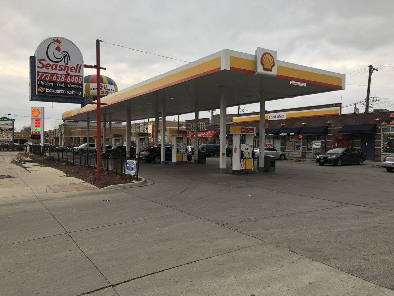 Roosevelt & Pulaski - Shell Gas Station - GetCoins