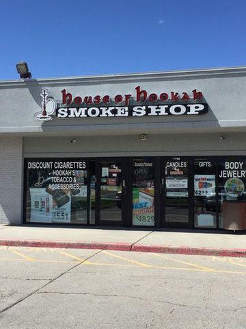 House of Hookahs Smoke & Vape Shop - West Valley UT - CoinCloud