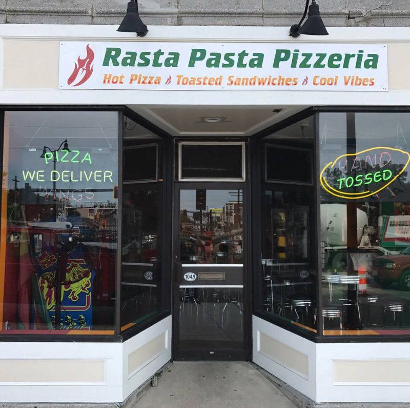 Rasta Pasta Pizzeria - New England Block Chain, LLC