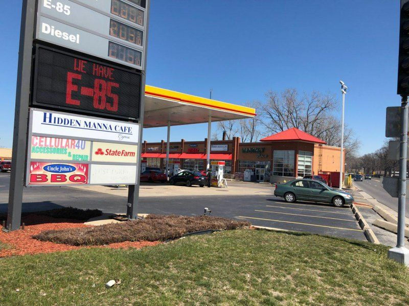 179th & Halsted - Shell Gas Station - GetCoins