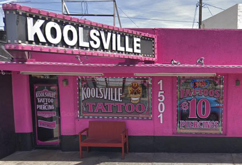 Koolsville Tattoo (1504 S LV Blvd ) - EasyBit 1