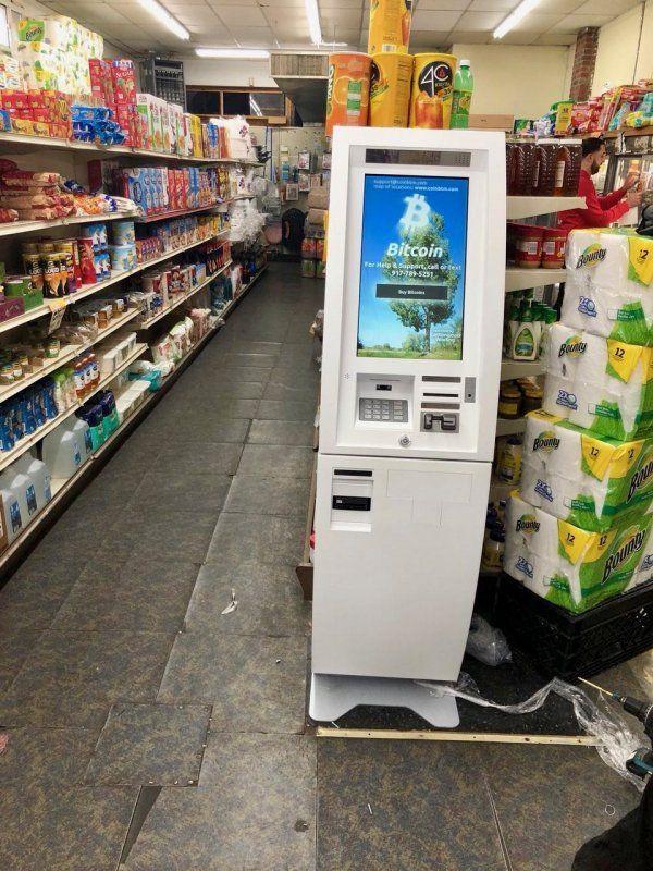 1 Stop Groceries Plus - Cottonwood Vending 2