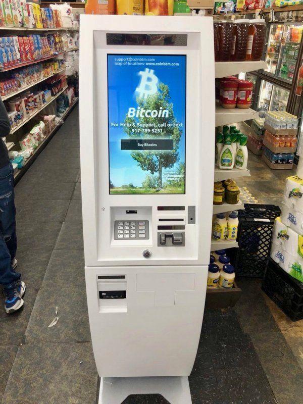 1 Stop Groceries Plus - Cottonwood Vending 1
