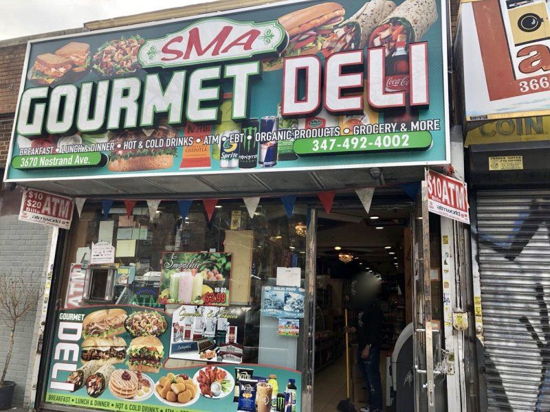 SMA Gourmet Deli & Smoke Shop - Cottonwood Vending